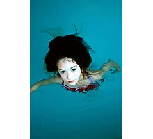 water baby Photographic Print