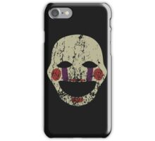 Marionette iPhone Case/Skin