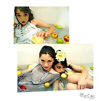 water babies Photographic Print