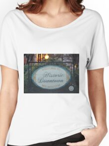 Welcome To Wilmington Women's Relaxed Fit T-Shirt
