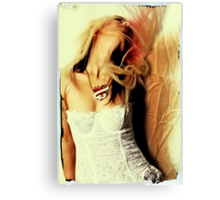 sweet and heady Canvas Print