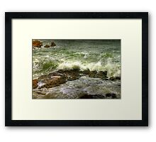 the greatness ...of you.... Framed Print