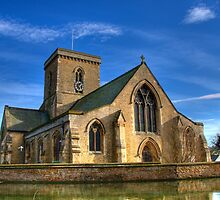 St. Helens Church, Welton, UK by Nick Barker
