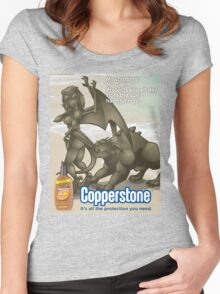 Copperstone Women's Fitted Scoop T-Shirt