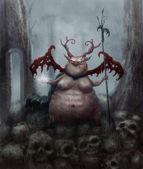 Demon by Alexander Skachkov