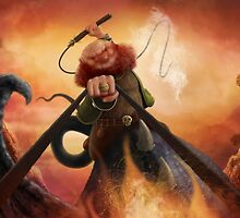 Biorn The Dragon Rider by Alexander Skachkov