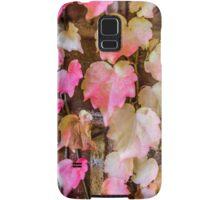 Autumn Leaves - Uralla NSW Australia Samsung Galaxy Case/Skin