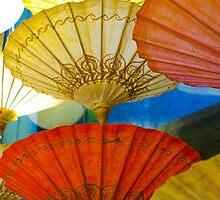 Parasol Lamps by ElyseFradkin
