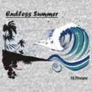 """"""" Big Wednesday"""" Endless Summer Series by Taniakay"""