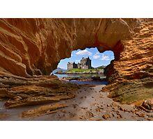 Castle View Photographic Print