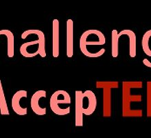 Challenge AccepTED by Charlie Smith