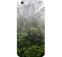 Rainforest and Mist iPhone Case/Skin