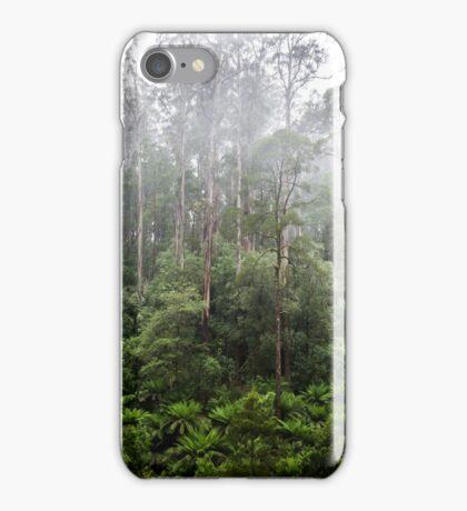 Rainforest and Mist iPhone Case/Skin