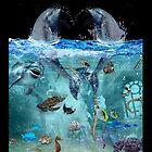iPhone-case/of the ocean by jeffery by jeff1