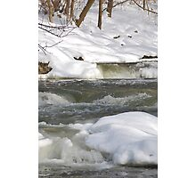 Cold Rush Photographic Print