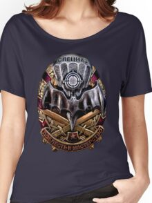 Spetsnaz SWAT Team Badge Women's Relaxed Fit T-Shirt