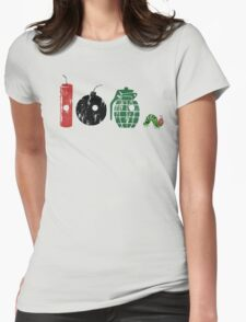 Very Hungry Womens Fitted T-Shirt