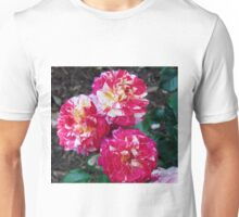 Three Carnations Unisex T-Shirt