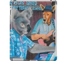 The Band Played iPad Case/Skin