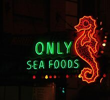 Only Seafoods by JCBimages