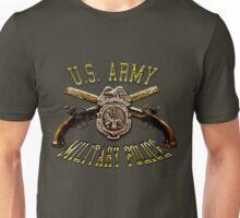 Military Police Crossed Pistols Unisex T-Shirt