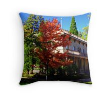 """Bower's Mansion"" Throw Pillow"