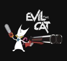 EVIL CAT Kids Tee