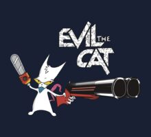 EVIL CAT One Piece - Short Sleeve