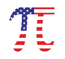 American Pi by monsterplanet