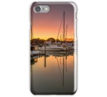 Hope Island Marina - Gold Coast Qld Australia iPhone Case/Skin
