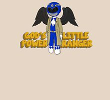 One of God's Little Power Rangers Womens Fitted T-Shirt