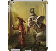 20 seconds before the attack iPad Case/Skin