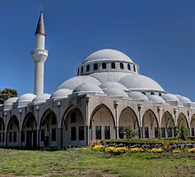 Sunshine Mosque • Melbourne • Victoria by William Bullimore