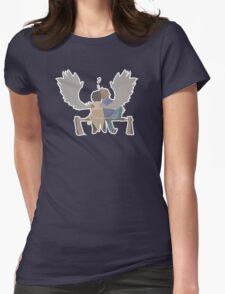Destiel Womens Fitted T-Shirt