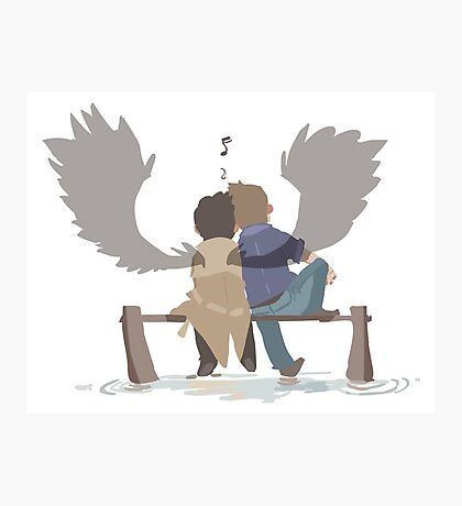 Destiel Photographic Print