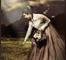 The Florist by Igor Giamoniano
