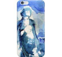 Blue Centaur iPhone Case/Skin