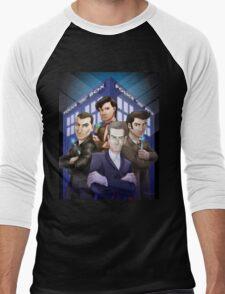 The Doctors Four Men's Baseball ¾ T-Shirt