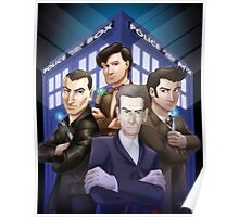 The Doctors Four Poster