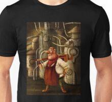 The mechanic Unisex T-Shirt