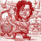 Tim Burton Defends his work. by Mike Cressy