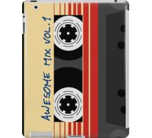 Awesome, Mix Tape Vol.1, Guardians of the galaxy iPad Case/Skin