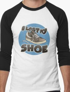 I Lost My Shoe Men's Baseball ¾ T-Shirt