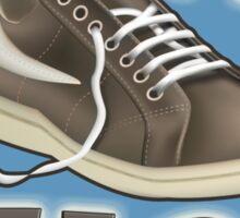 I Lost My Shoe Sticker