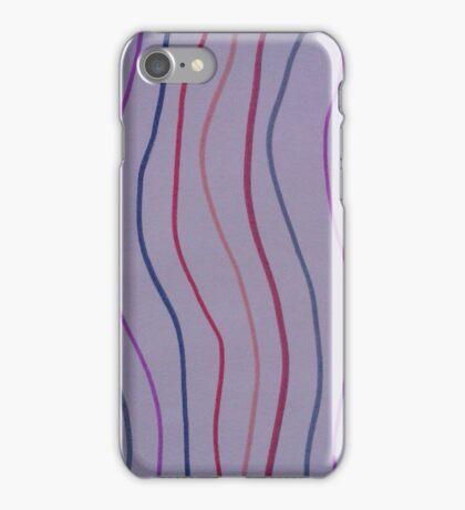 Thin Stripey Case iPhone Case/Skin