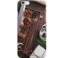 Christmas decoration iPhone Case/Skin