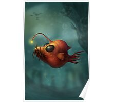 Just a fish Poster