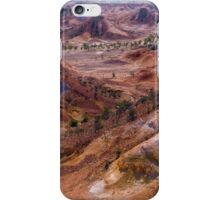 Anna Creek Painted Hills, Outback South Australia iPhone Case/Skin