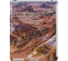 Anna Creek Painted Hills, Outback South Australia iPad Case/Skin