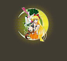 Sailor Moon Super S - Jupiter & Venus Crystal Power! Unisex T-Shirt